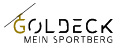 Logo ski resort Goldeck
