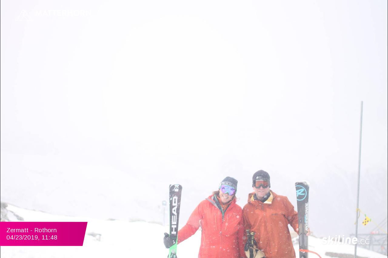 Zermatt - Rothorn 04/23/2019 11:48