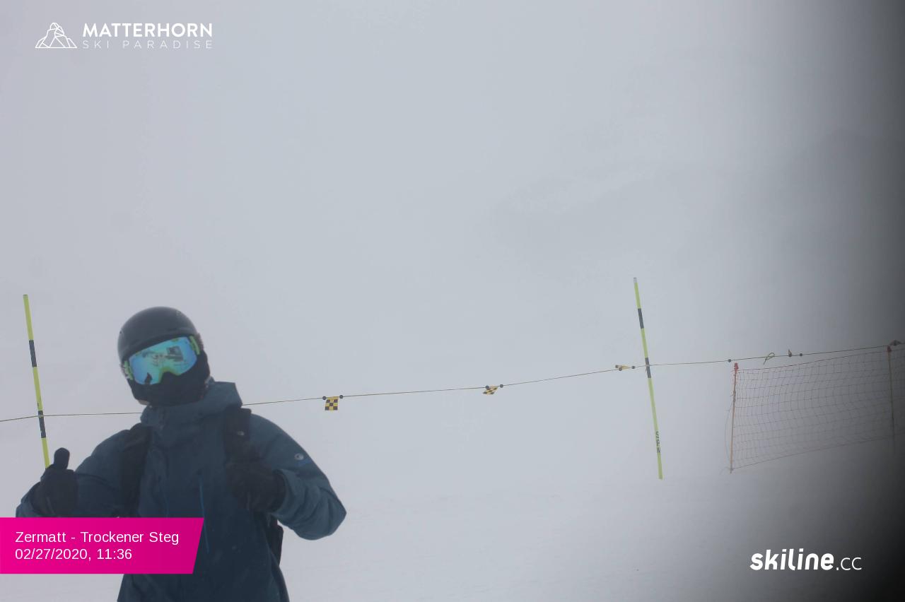 Zermatt - Trockener Steg 02/27/2020 11:36