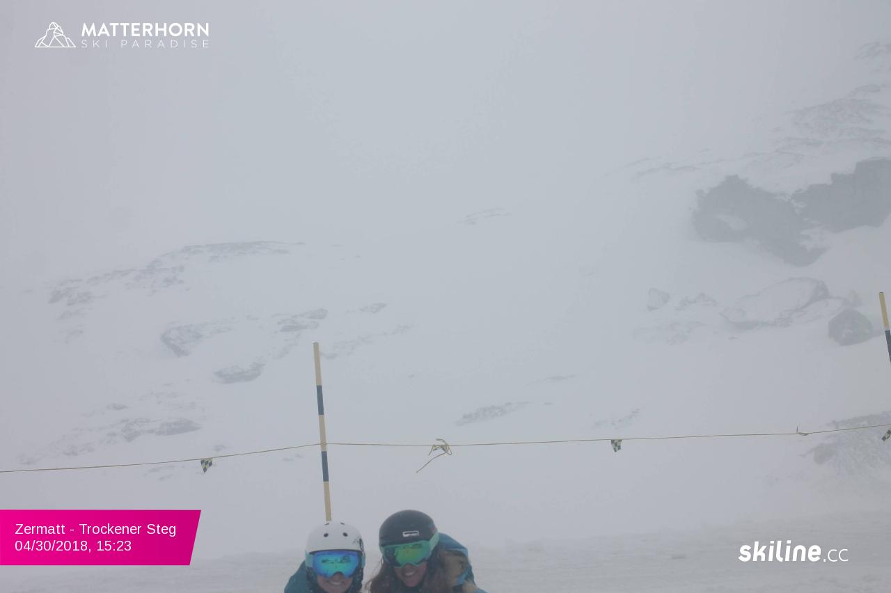 Zermatt - Trockener Steg 30.04.2018 15:23