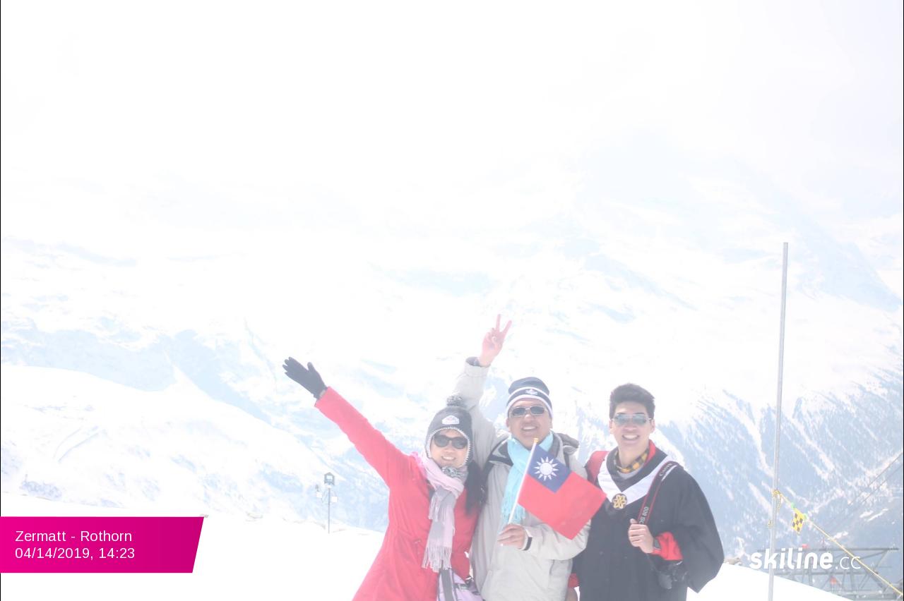 Zermatt - Rothorn 04/14/2019 14:23