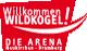 Ziel Rodelbahn Bramberg