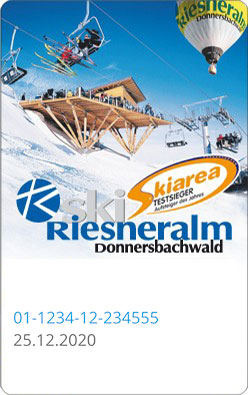 Liftticket Riesneralm