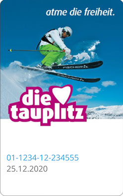 Liftticket Tauplitz