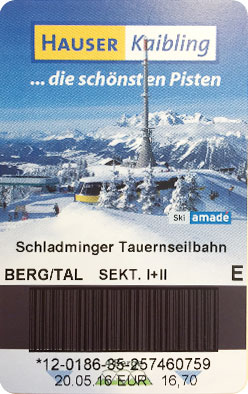Liftticket Hauser Kaibling