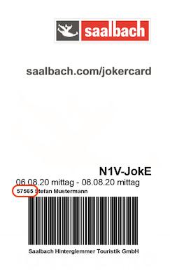 Liftticket Bikeline Saalbach Hinterglemm Leogang Fieberbrunn