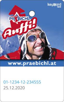 Liftticket Präbichl