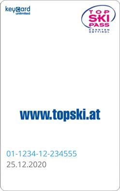 Liftticket Topskipass Kärnten Osttirol