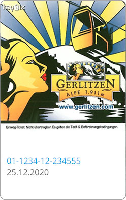 Skipass Gerlitzen