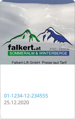 Liftticket Falkert