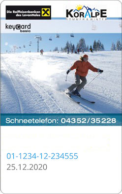 Liftticket Koralpe