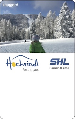 "Liftticket Familienskigebiet Hochrindl ""Alles in Alm"""