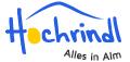 "Logo ski resort Familienskigebiet Hochrindl ""Alles in Alm"""