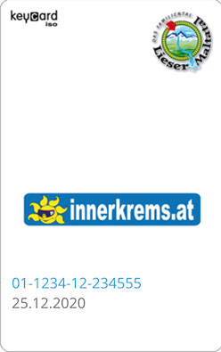 Liftticket Innerkrems