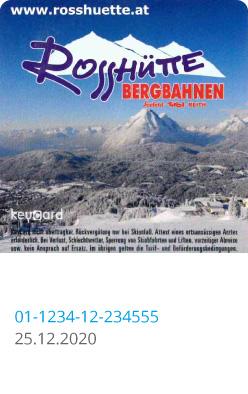 Skipass Seefeld