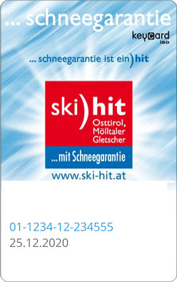 Liftticket Hochpustertal