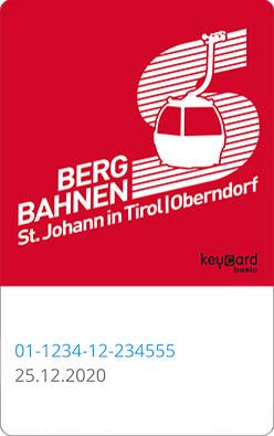 Liftticket St. Johann i. T.