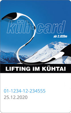 Liftticket Kühtai