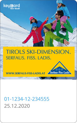 Liftticket Serfaus Fiss Ladis