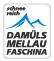 Logo ski resort Damüls-Mellau-Faschina