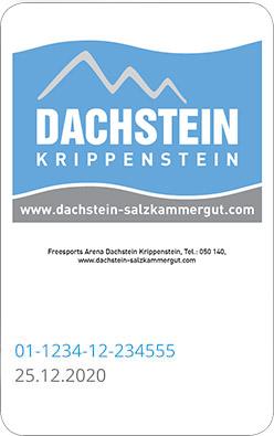 Liftticket Dachstein Krippenstein