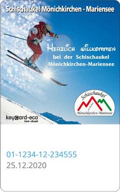 Skipass Mönichkirchen