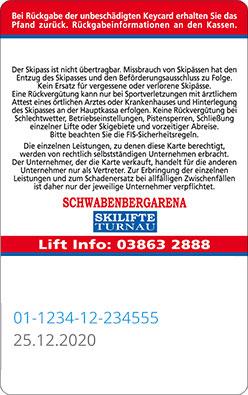 Liftticket Schwabenberg Arena