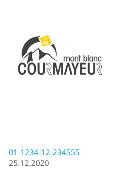 Liftticket Courmayeur