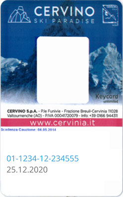 Liftticket Breuil-Cervinia