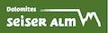 Logo ski resort Seiser Alm