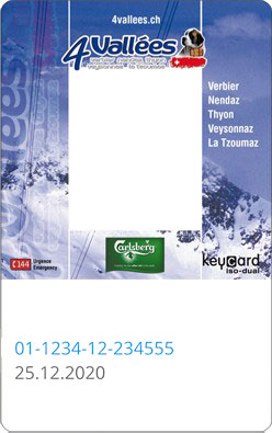 Liftticket Veysonnaz