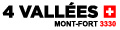 Logo ski resort 4 Vallees