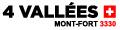 Logo ski resort 4 Vallées