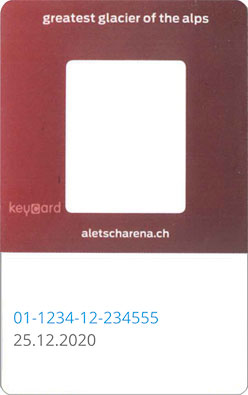 Liftticket Aletsch Arena