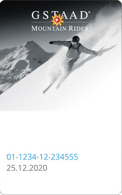 Liftticket Gstaad