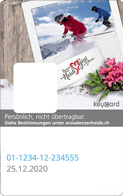 Liftticket Arosa Lenzerheide