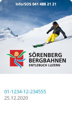Liftticket Sörenberg