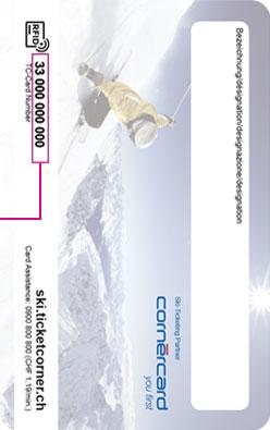 Liftticket Wasserngrat (Gstaad)