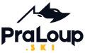 Logo ski resort Pra Loup