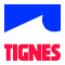 Logo ski resort Tignes