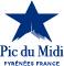 Logo ski resort Pic du Midi