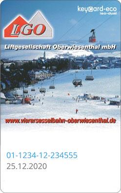 Skipass Fichtelberg Oberwiesenthal
