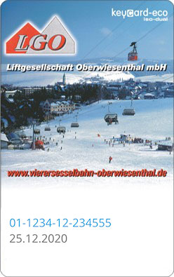 Liftticket Fichtelberg Oberwiesenthal