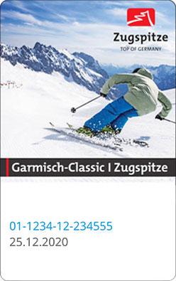 Liftticket Garmisch Partenkirchen
