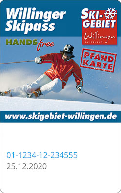 Skipass Willingen