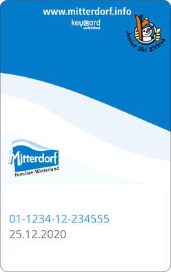 Liftticket Skizentrum Mitterdorf