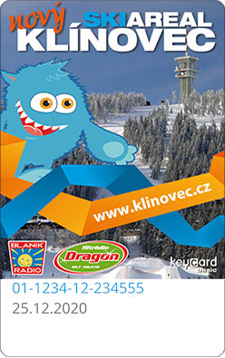 Liftticket Klinovec